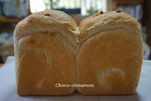 フィールハニーシナモン食パン.JPG
