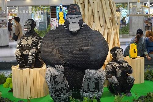 レゴ ゴリラ.JPG