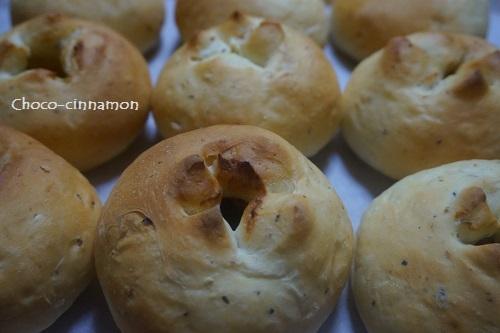 粒あんきなこクリームぱん、白あんフルーツパン.JPG