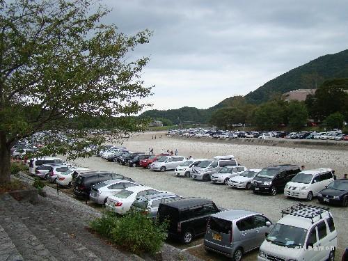 臨時駐車場.JPG