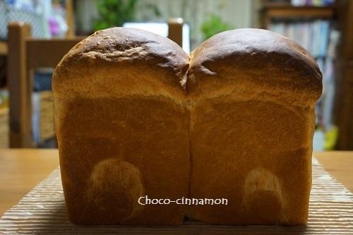 蜂蜜たっぷり食パン.JPG