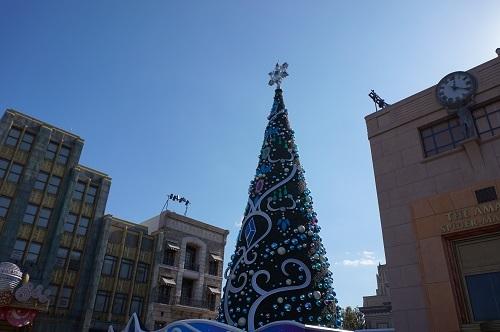USJクリスマスツリー.JPG